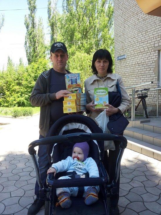 Каши и пюре для авдеевских малышей (ФОТО), фото-1