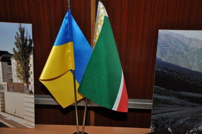 У Житомирі відбулися Дні чеченської культури в області (фото) - фото 1