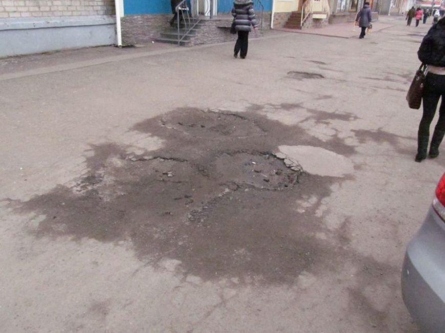В Кременчуге отремонтируют около трёх километров тратуаров (фото) - фото 1