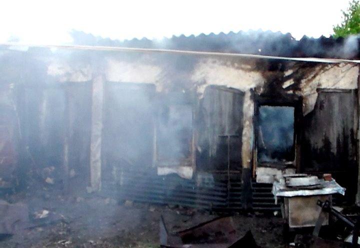 В Сумской области в пожаре заживо сгорели пожилые супруги (ФОТО), фото-1