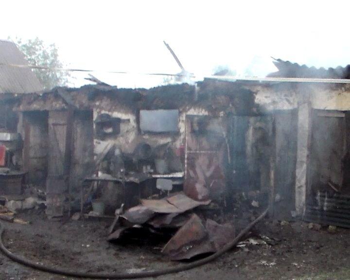 В Сумской области в пожаре заживо сгорели пожилые супруги (ФОТО), фото-2