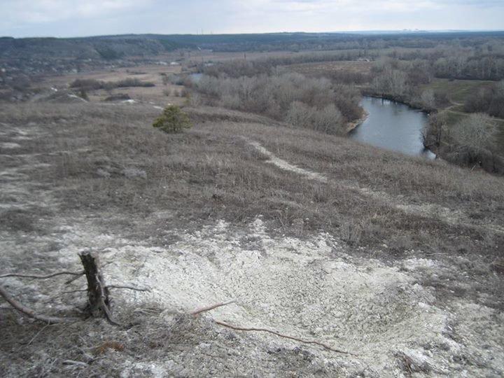 В заповеднике «Меловая флора» на Донетчине до сих пор находят неразорвавшиеся снаряды и останки тел (ФОТО+18), фото-2