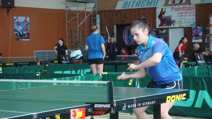 Теннисисты ЛНУ сыграли на Универсиаде-2015 в Ивано-Франковске (фото) - фото 1