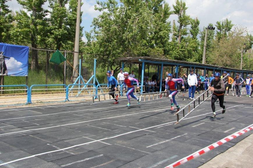 Команда спасателей из Германии борется в Волгограде за «Кубок Победы» (фото) - фото 1