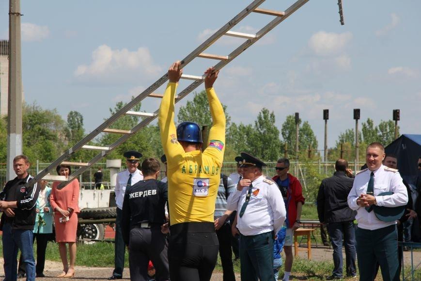 Команда спасателей из Германии борется в Волгограде за «Кубок Победы» (фото) - фото 2