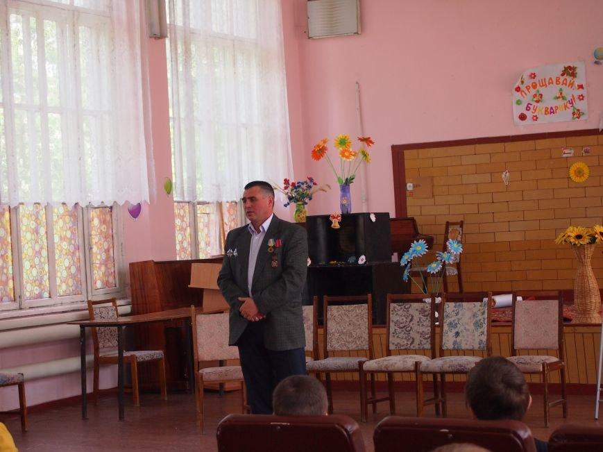 Школьникам Днепродзержинска рассказали о Чернобыльской трагедии (фото) - фото 1