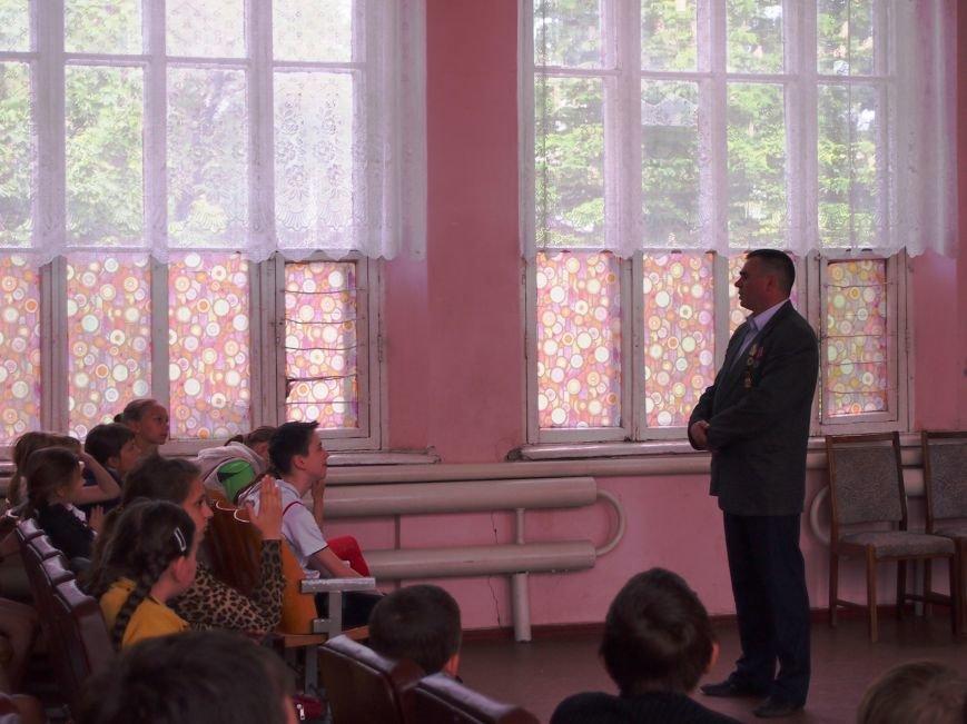 Школьникам Днепродзержинска рассказали о Чернобыльской трагедии (фото) - фото 2
