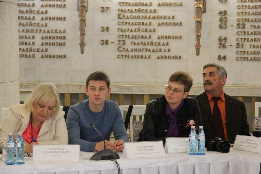Волгограде стартовал кинофестиваль «Сталинградская сирень» (фото) - фото 4
