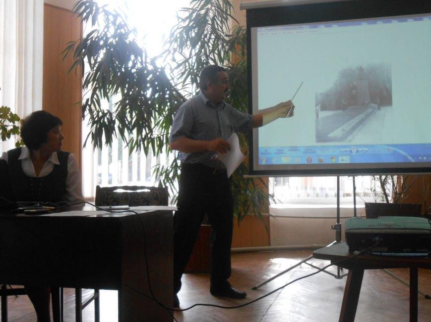 В Днепродзержинске исследуют проблему Карнауховского плацдарма (фото) - фото 1