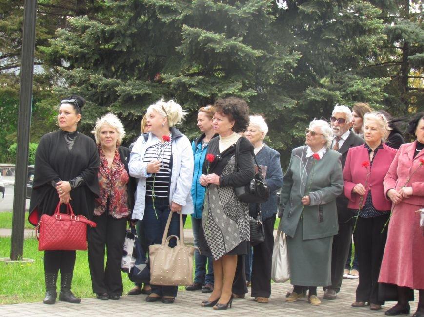 Мариупольцы почтили память жертв политических репрессий (ФОТО), фото-4
