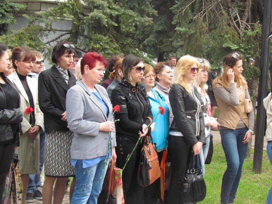Мариупольцы почтили память жертв политических репрессий (ФОТО), фото-5