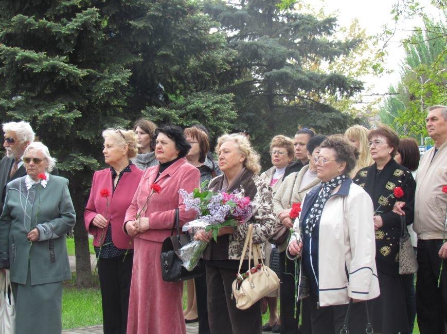 Мариупольцы почтили память жертв политических репрессий (ФОТО), фото-2