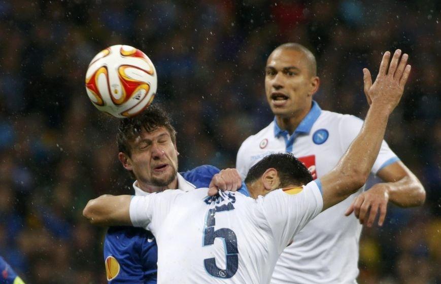 «Дніпро» обіграв «Наполі» і пробився у фінал Ліги Європи (ФОТО), фото-2