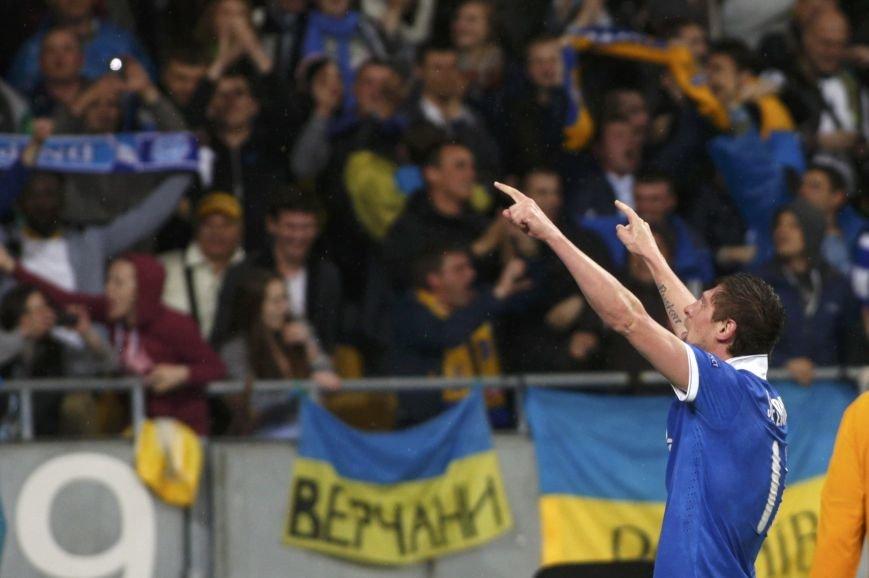 «Дніпро» обіграв «Наполі» і пробився у фінал Ліги Європи (ФОТО), фото-1