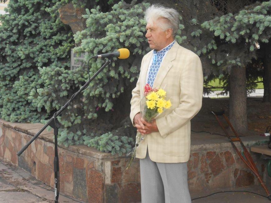 В Днепродзержинске почтили память жертв политических репрессий (фото) - фото 5