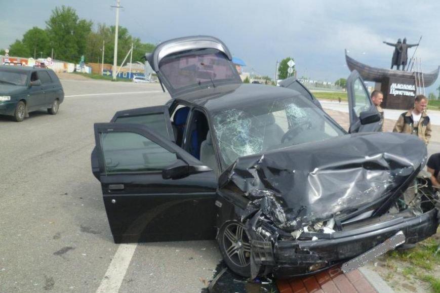 В Белгороде под колёса автомобиля попал двенадцатилетний ребёнок (фото) - фото 1