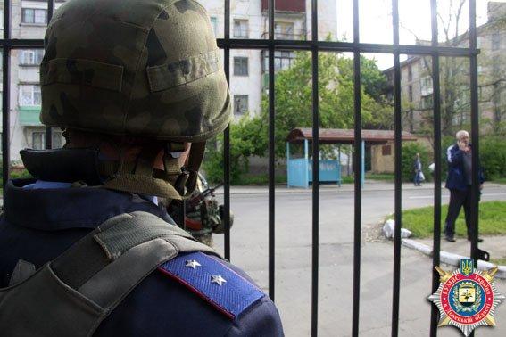 Аброськин провели боеготовность мариупольских милиционеров (ФОТО) (фото) - фото 2