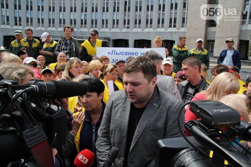 В Днепропетровскеи хотят сменить балансодержателя по коммунальным услугам (фото) - фото 1