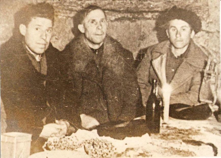 Одесса во Второй мировой: Жизнь под землёй. Как организовывался быт одесских партизан. (фото) - фото 2