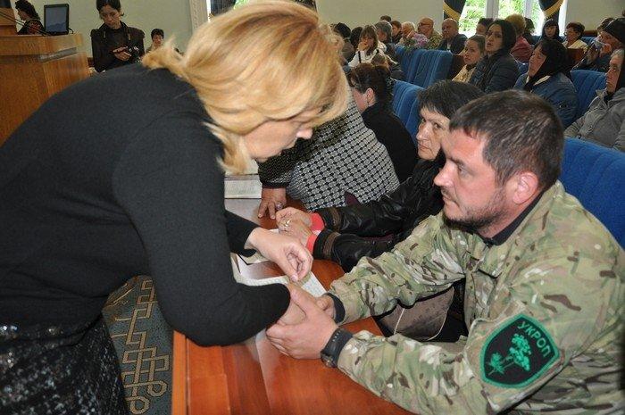 Радник Презедента презентувала у Житомирі благодійний проект (фото) - фото 1
