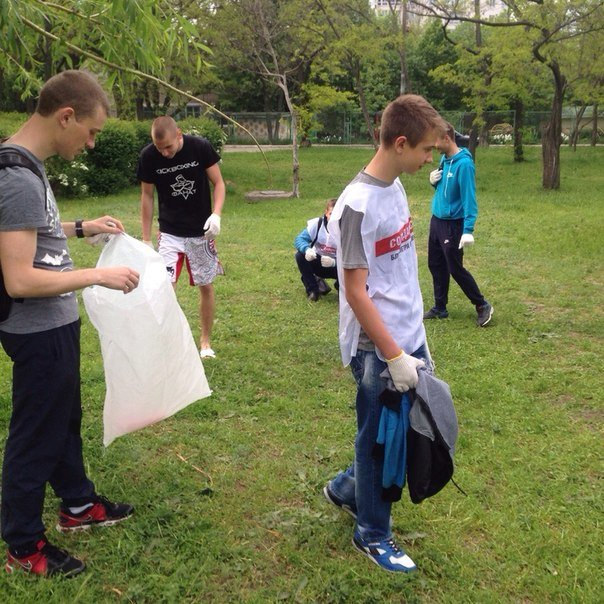 Чистый Ильичевск своими руками! (фото) - фото 1
