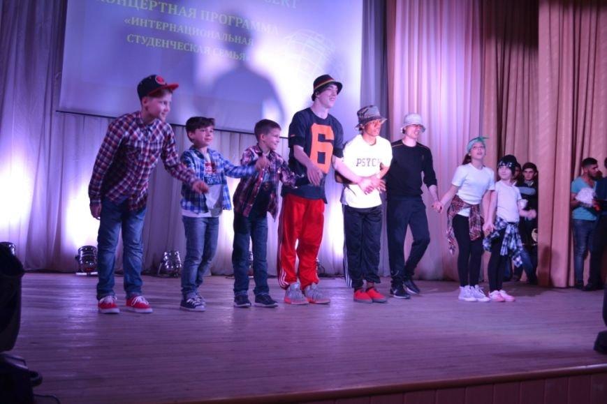 У СНАУ відбувся концерт «Інтернаціональна студентська сім'я» (ФОТО), фото-5