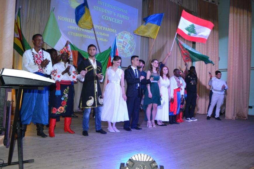 У СНАУ відбувся концерт «Інтернаціональна студентська сім'я» (ФОТО), фото-3