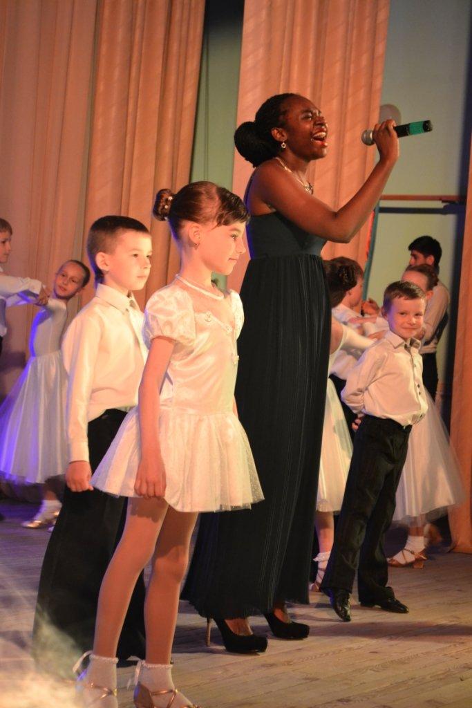 У СНАУ відбувся концерт «Інтернаціональна студентська сім'я» (ФОТО), фото-4