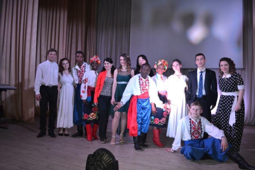 У СНАУ відбувся концерт «Інтернаціональна студентська сім'я» (ФОТО), фото-1