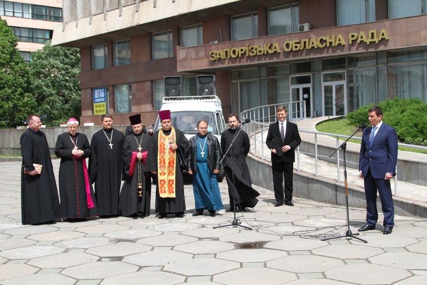 В Запорожье почтили память жертв политических репрессий (ФОТОРЕПОРТАЖ) (фото) - фото 4