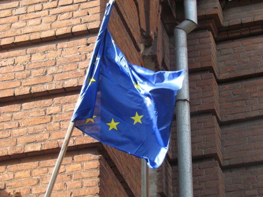Депутаты ЕС пообщались с мариупольскими студентами (ФОТО), фото-9