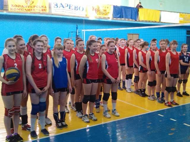 В Макеевке провели Республиканский турнир по волейболу среди юношей и девушек (фото) - фото 1