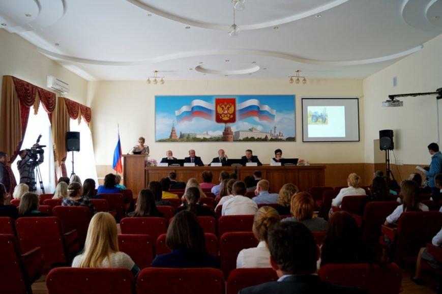 В Новоаннинском районе Волгоградской области растят юных предпринимателей (фото) - фото 1