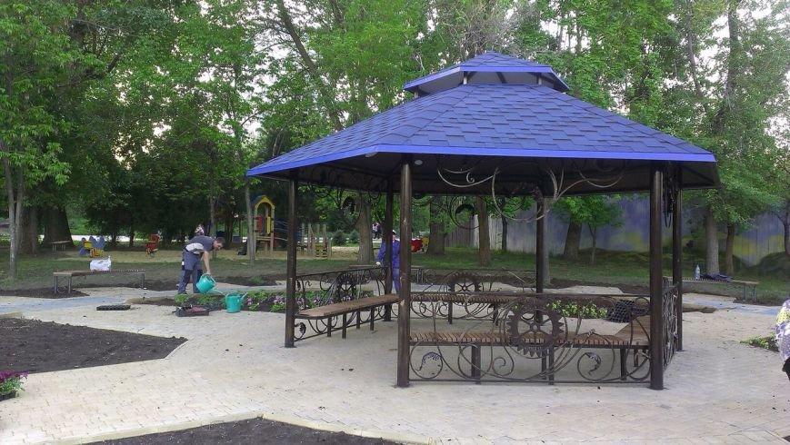 В Волгограде откроют парк для детей с ограниченными возможностями здоровья, фото-1