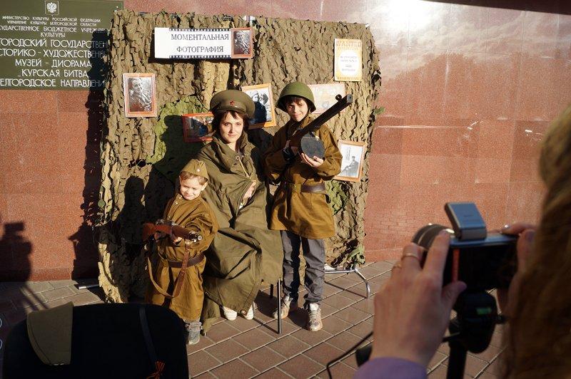 В Белгороде прошла ежегодная акция «Ночь музеев — 2015» (фото) - фото 1