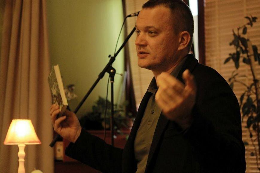 Сергей Жадан привез одесситам память о войне и любви (ФОТО, ВИДЕО) (фото) - фото 1