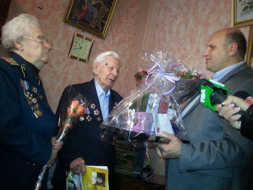 Чернівчанин Валеріан Баранніков зустрів свій 101 рік (фото) - фото 1