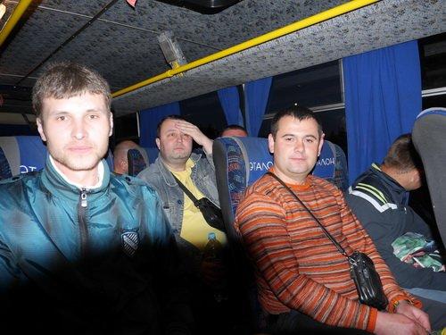 Тернопільські бійці на два тижні поїхали на реабілітацію в Грузію (фото) (фото) - фото 1