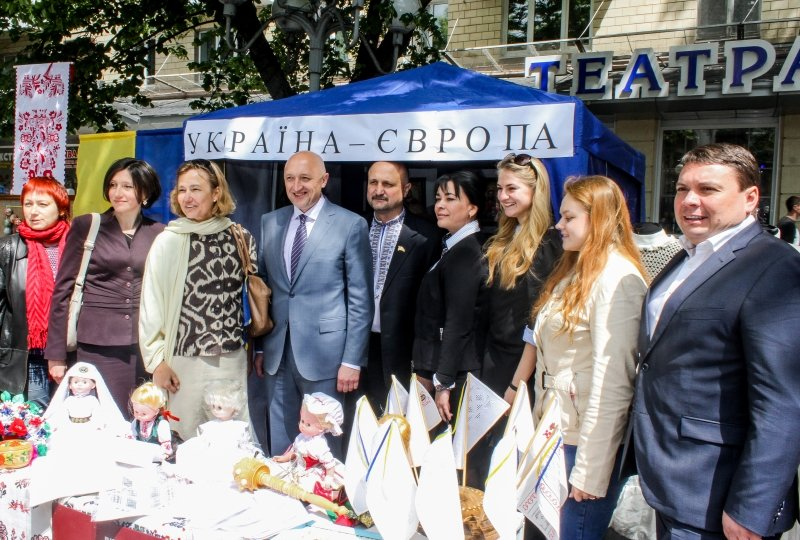 Полтава відзначає День Європи (ФОТО), фото-1