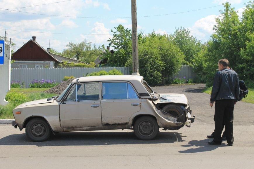Субботнее ДТП в Доброполье (ФОТО) (фото) - фото 2