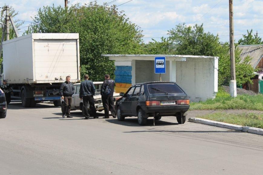Субботнее ДТП в Доброполье (ФОТО) (фото) - фото 3