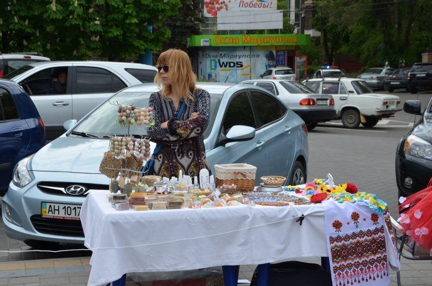 В Мариуполе «Город мастеров» прошел очень скромно (ФОТО), фото-1