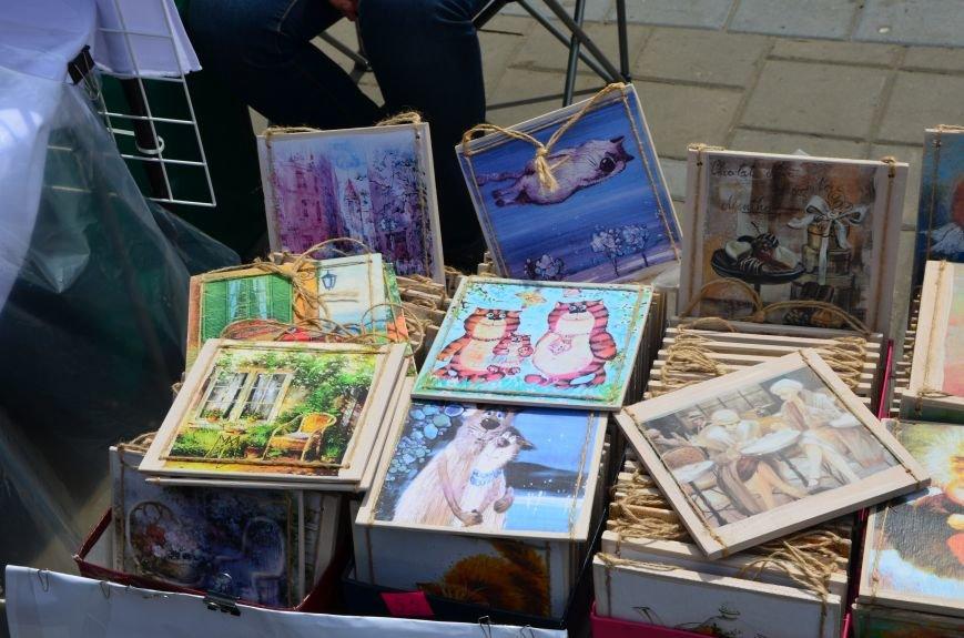 В Мариуполе «Город мастеров» прошел очень скромно (ФОТО), фото-16
