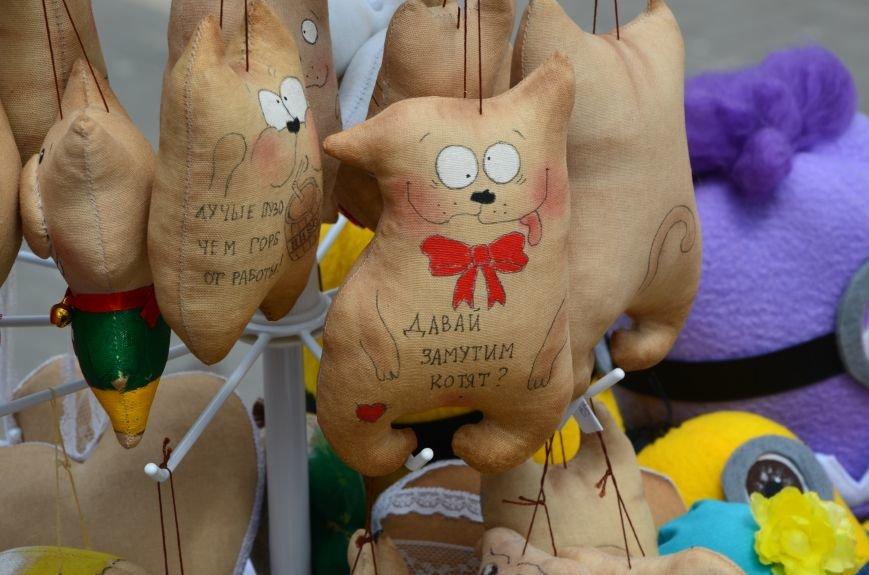 В Мариуполе «Город мастеров» прошел очень скромно (ФОТО), фото-11