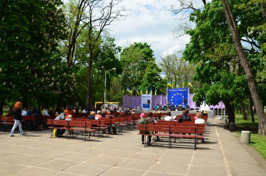 В Мариуполе празднуют День Европы (ФОТО), фото-2