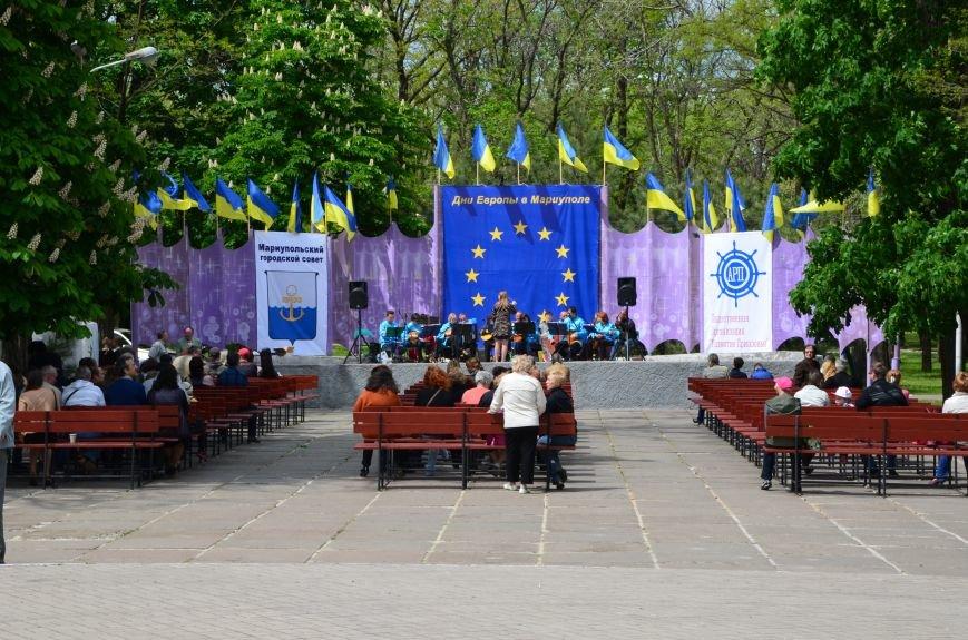В Мариуполе празднуют День Европы (ФОТО), фото-21