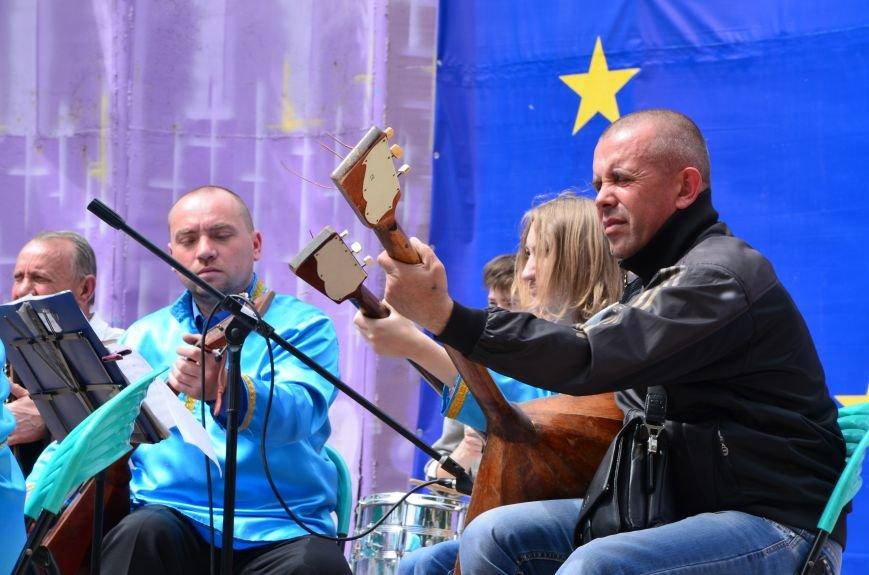 В Мариуполе празднуют День Европы (ФОТО), фото-7