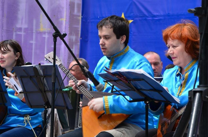 В Мариуполе празднуют День Европы (ФОТО), фото-6