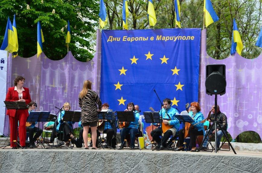 В Мариуполе празднуют День Европы (ФОТО), фото-3