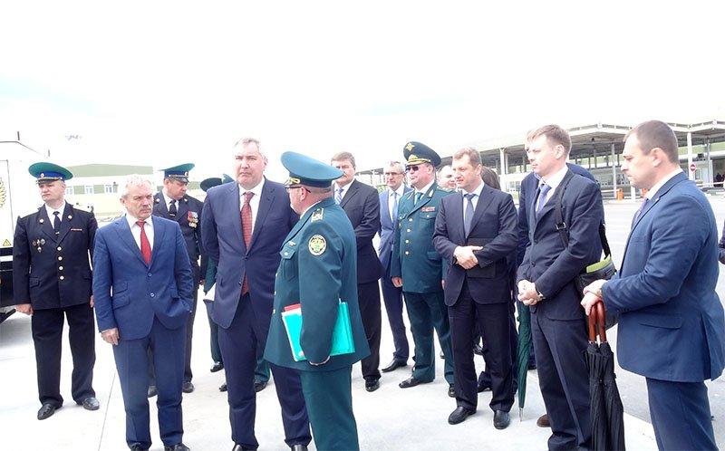 В Белгородской области построили новый пограничный форпост «с прицелом на будущее» (фото) - фото 1